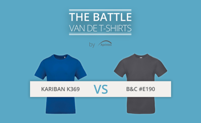 Infografie vergelijking B&C #E190 & Kariban K369